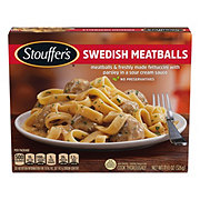 Stouffer's Homestyle Classics Swedish Meatballs
