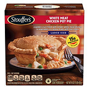 Stouffer's Homestyle Selects White Meat Chicken Pot Pie Large Size