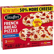Stouffer's Pepperoni French Bread Pizzas