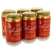 Strange Land Austinite Pilz  Beer 12 oz  Cans