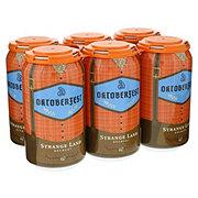 Strange Land Oktoberfest Seasonal  Beer 12 oz  Cans