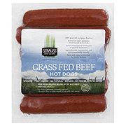Strauss Grass Fed Beef Hot Dogs