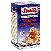 Streit's International Selection Matzo Square Cracker