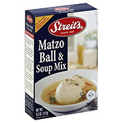 Streit's Matzo Ball and Soup Mix