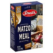 Streit's Unsalted Matzo Meal