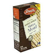 Streit's Whole Wheat Matzo Meal