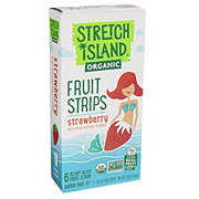 Stretch Island Fruit Co. Organic Strawberry Fruit Strips