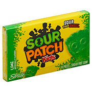 Stride Lime Sour Patch Kids Sugar Free Gum