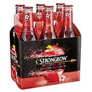 Strongbow Hard Apple Ciders Cherry Blossom 11.2 oz Bottles