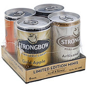 Strongbow Variety Mini 5.1 oz Cans