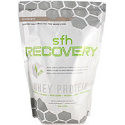 Stronger Faster Healthier Recovery Chocolate Bag