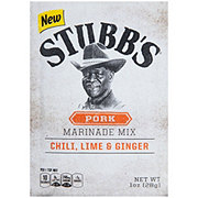 Stubb's Chili Lime & Ginger Pork Marinade Mix