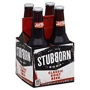 Stubborn Soda Classic Root Beer 12 oz Bottles