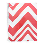 Studio C You Zig It 1 Subject Spiral Notebook, Assorted Colors