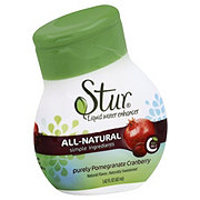 Stur Pomegranate Cranberry Liquid Enhancement Beverage