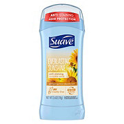 Suave 24 Hour Protection Invisible Solid Everlasting Sunshine Antiperspirant & Deodorant