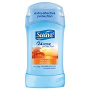 Suave 24 Hour Protection Invisible Solid Tropical Paradise Antiperspirant & Deodorant