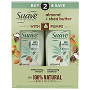 Suave Almond & Shea Butter Twin Pack