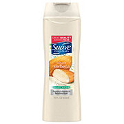 Suave Essentials Creamy Almond Verbena Body Wash