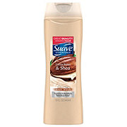 Suave Essentials Creamy Cocoa Butter and Shea Body Wash