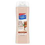 Suave Essentials Creamy Cocoa Butter & Shea Body Wash