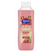 Suave Essentials Sun-Ripened Strawberry Shampoo