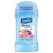 Suave Invisible Solid Sweet Pea and Violet Anti-Perspirant & Deodorant