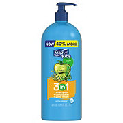 Suave Kids Apple 3 in 1 Shampoo Conditioner Body Wash