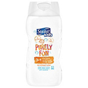 Suave Kids Purely Fun 3 in 1 Shampoo Conditioner Body Wash