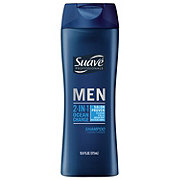 Suave Ocean Charge 2 in 1 Shampoo and Conditioner