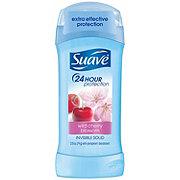 Suave Wild Cherry Blossom Antiperspirant Deodorant