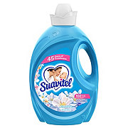 Suavitel Liquid Fabric HE Softener Field Flower, 102 Loads