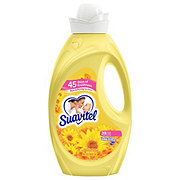 Suavitel Morning Sun Liquid Fabric Softener, 34 Loads