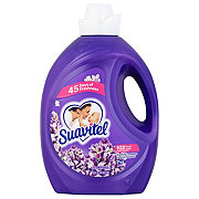 Suavitel Soothing Lavender Liquid Fabric Softener, 92 Loads