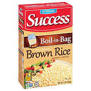 Success Boil-in-Bag Brown Rice