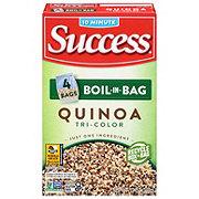 Success Boil-in-Bag Tri-Color Quinoa