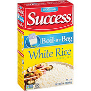 Success Boil-in-Bag White Rice