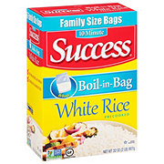 Success Boil-in-Bag White Rice