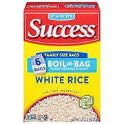 Success Boil-in-Bag White Rice, 32 oz