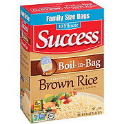 Success Boil-in-Bag Whole Grain Brown Rice