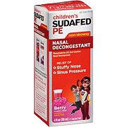 Sudafed Children's PE Nasal Decongestant
