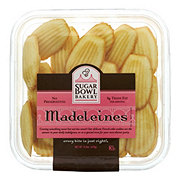 Sugar Bowl Bakery Madeleines