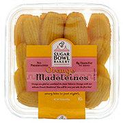 Sugar Bowl Bakery Orange Madeleines