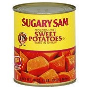 Sugary Sam Golden Cut Sweet Potatoes