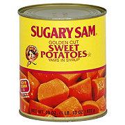 Sugary Sam Golden Cut Sweet Potatoes