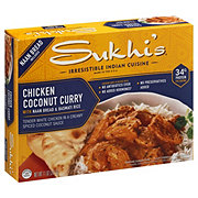 Sukhis Chicken Coconut Curry