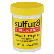 Sulfur8 Anti-Dandruff Medicated Hair and Scalp Conditioner