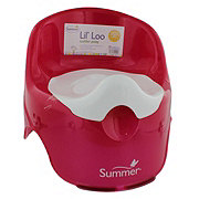 Summer Infant Lil Loo Potty Raspberry