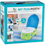 Summer Infant My Fun Potty (Blue)