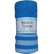 Summer Paradise Summer Paradise Beach Towels Solid Striped